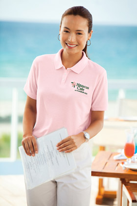 Custom Embroidered Business Shirts and Polos